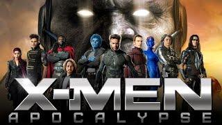 Смотреть фильм Люди икс 8 Апокалипсис.