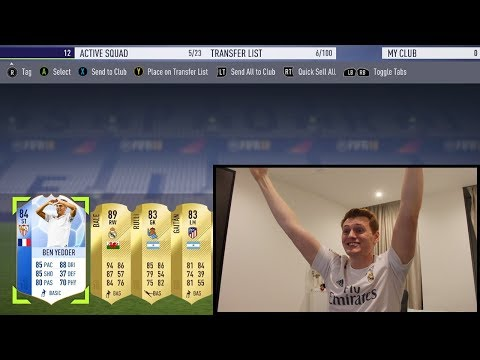 WHAT IS THAT PACK!!! INSANE FIFA 18 Pack Opening!!!