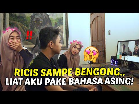 Nemenin Ricis Main Ome TV Sampe Bengong !! - OmeTV Internasional