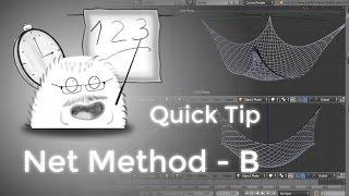 BB - QuickTip net yöntemi B Yapı