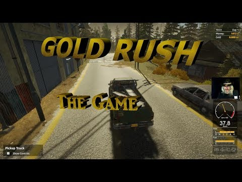 GOLD RUSH: The Game / Welcome to the Claim Jumper Mining Corporation