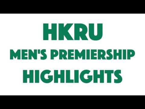 HKRU Men's Premiership 2017 Highlight Show - Episode 10