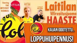 Laitilan Wirvoitusjuomahaaste - osa 3 | LOPPUHUIPENNUS!