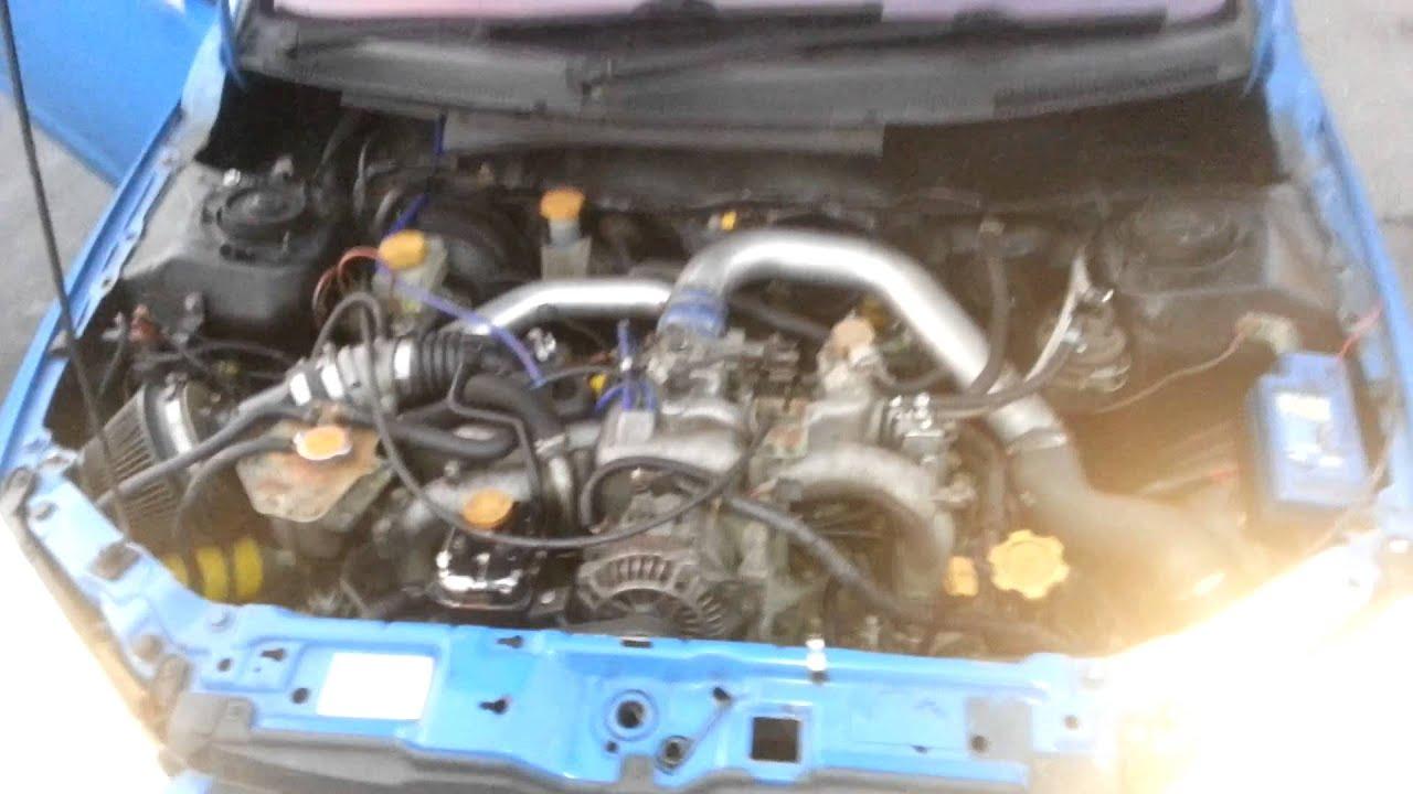 Corsa C Swap >> Subaru powered 4x4 corsa c - YouTube