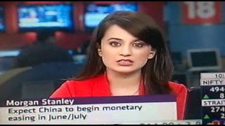 Super cool sonia shenoy, CNBC TV18 Anchor