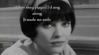 The Carpenters - Yesterday Once More (Lyrics On Screen)