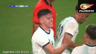 """Nicknamed """"the tank"""", gaich is argentina's latest sensation. at 20 years old, adolfo -who plays for san lorenzo - has become one of the most prolific goalsco..."""