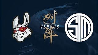 MSF vs. TSM | Group Stage Day 4 | 2017 World Championship | Misfits Gaming vs TSM