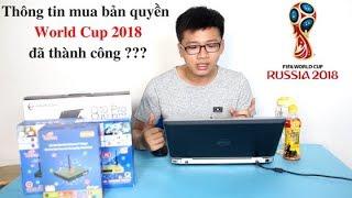 Tin tức mua bản quyền World Cup 2018  đã thành công ??? - ITVPLUS