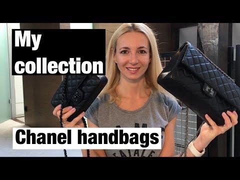 My entire Chanel handbags collection II Chanel Classic II