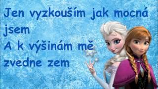 Ledové království - Najednou (Let it go) - text