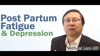 Adrenal Fatigue causing Post Partum Depression