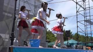 2015年7月26日 新舞子マリンパーク 真夏のアイドル大海戦 岐阜姫軍団