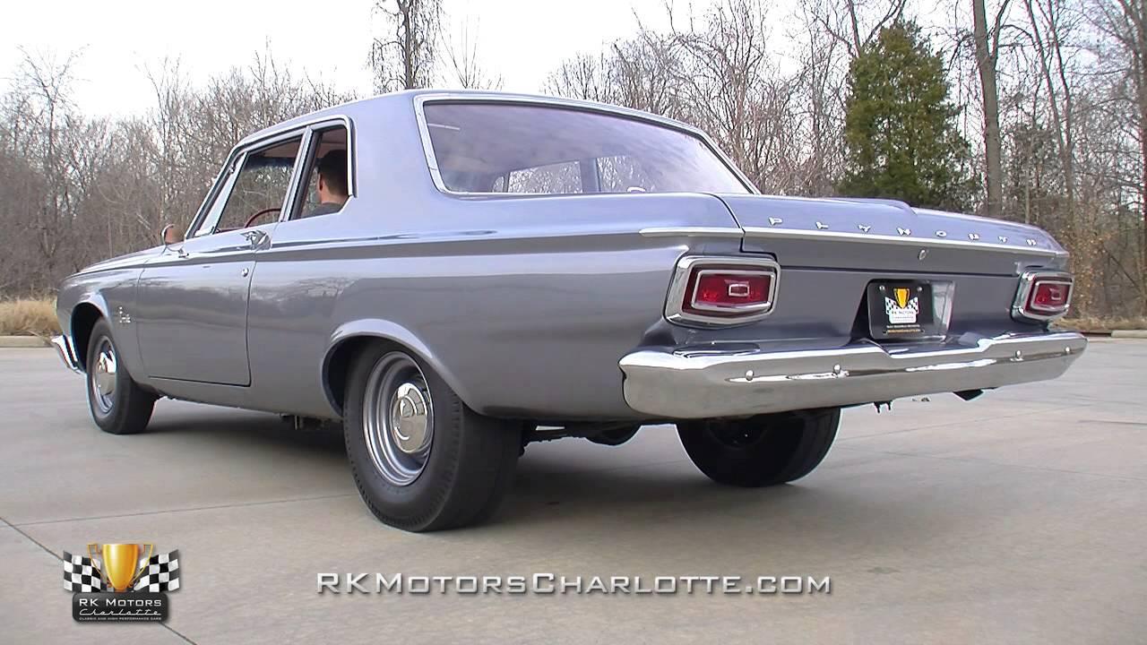 134481 1964 Plymouth Savoy Youtube