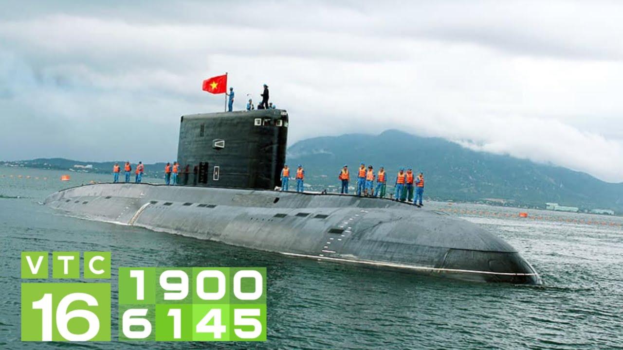 Kịch liệt phản đối Trung Quốc đâm tàu cá Việt Nam   VTC16