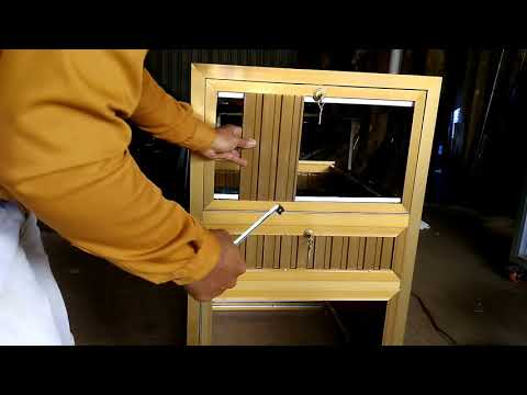 Demonstration of how to make cabinets for sale  Course ended