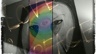 Paul Anthony Barber presents Cosmic Love Art