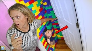 i-built-a-top-secret-hide-and-seek-lego-mega-blocks-house