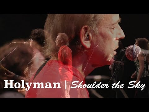 Holyman | Shoulder the Sky Album Launch 15th April 2017
