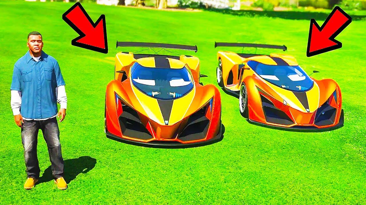 GTA 5 Car Duplication Glitch in GTA 5 Story Mode