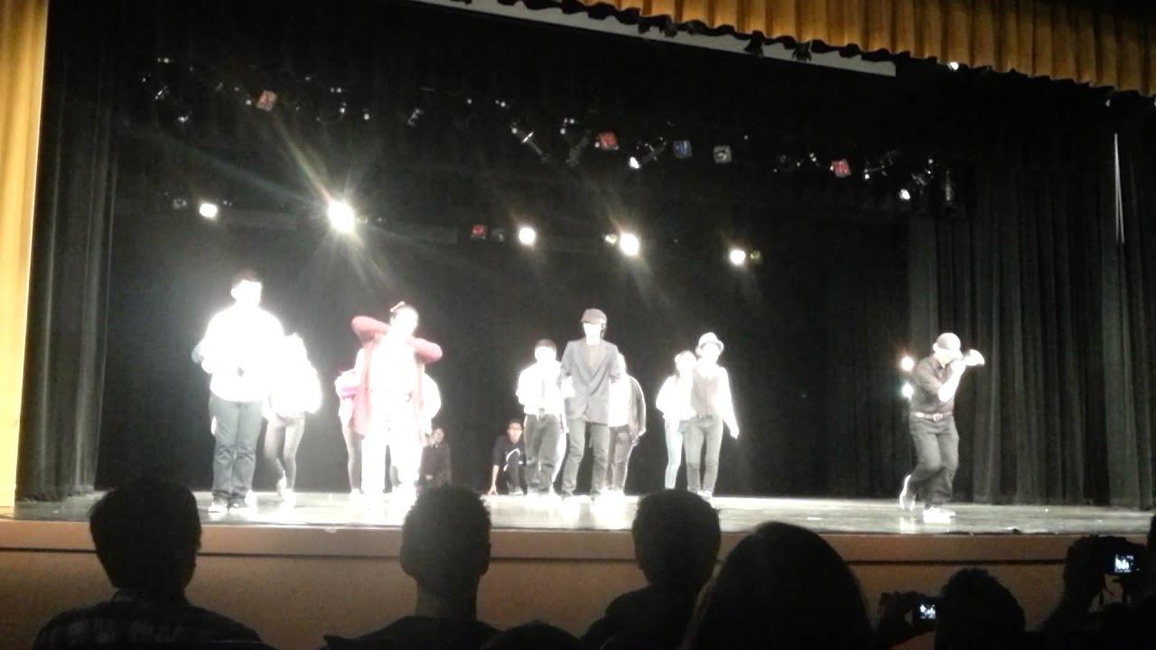 Mcnair High Talent Show 2014 Kpop Club Dance Youtube