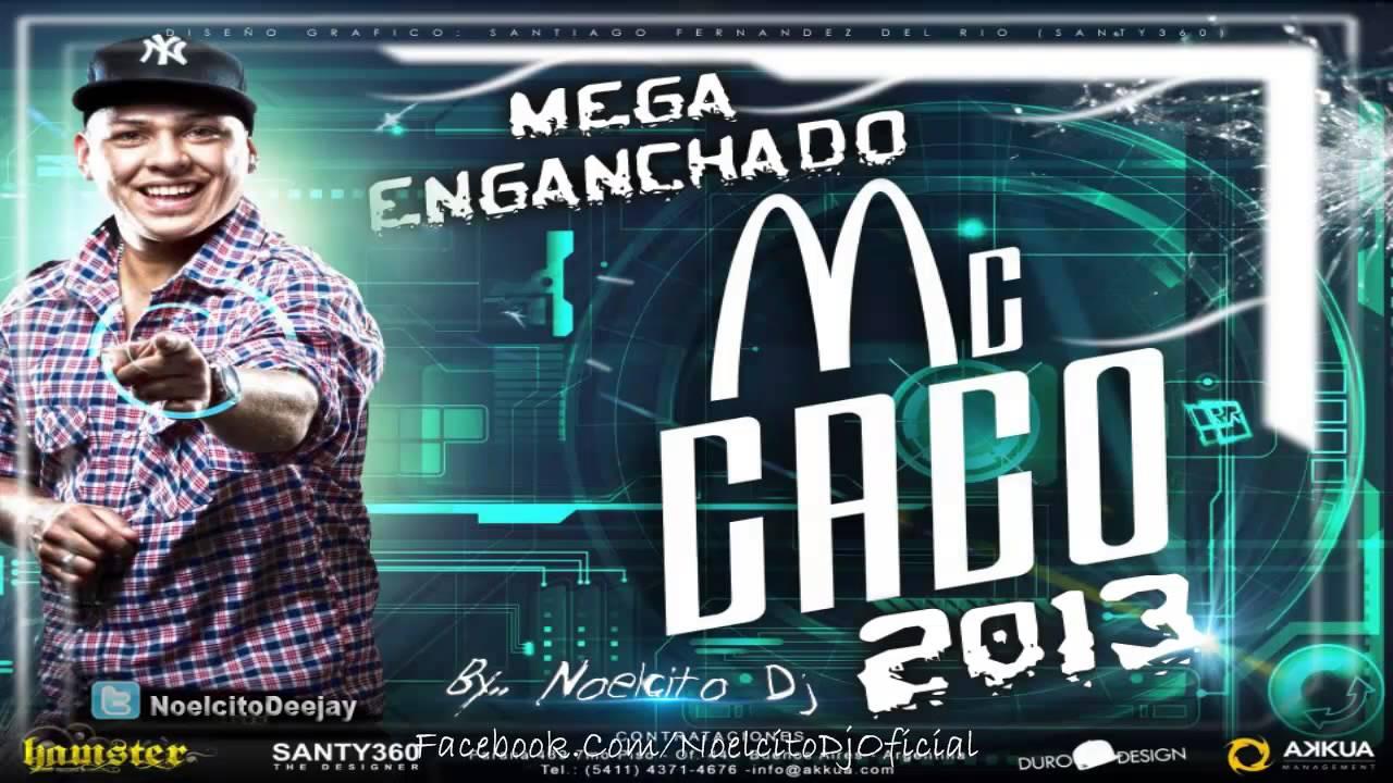 mc caco cumbia villera remix mix verano 2011