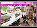 🐎🐴SCHLEICH HORSE SHOPPING AT OUR SECRET PLACE! 🐎🐴 HORSE CAMP DAY 3!🐎 FIRST DAY TV