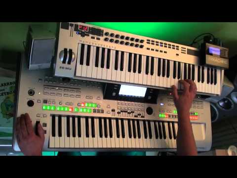 chariots of fire - played on tyros 3