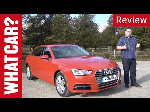 2017 Audi A4 review | What Car?