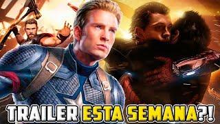 ¡EL TRAILER de AVENGERS 4 LLEGA ESTA SEMANA!