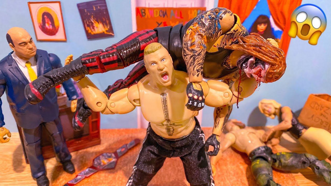BROCK LESNAR RETURNS AND INVADES THE FIREFLY FUNHOUSE!
