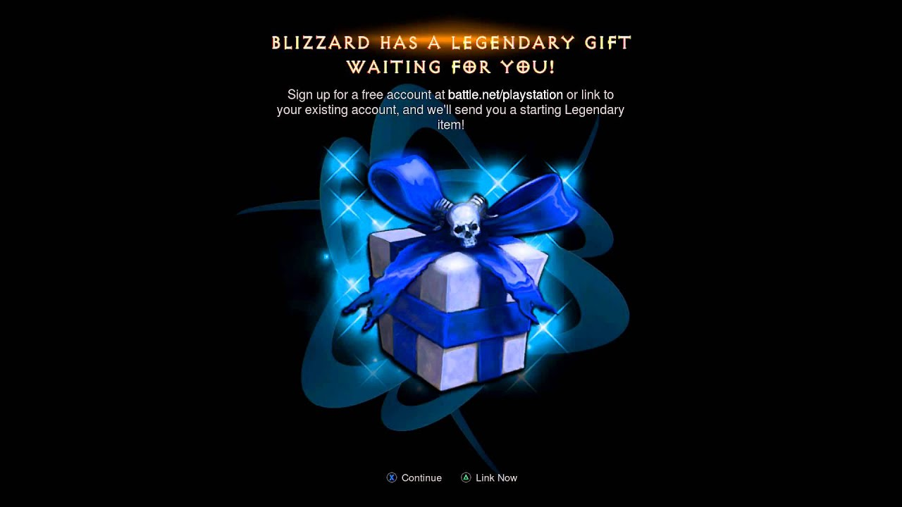 Diablo III Ultimate Evil Edition - Free Legendary Gift From ...