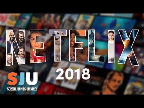 Netflix Reveals Most Binged Shows of 2018 - SJU