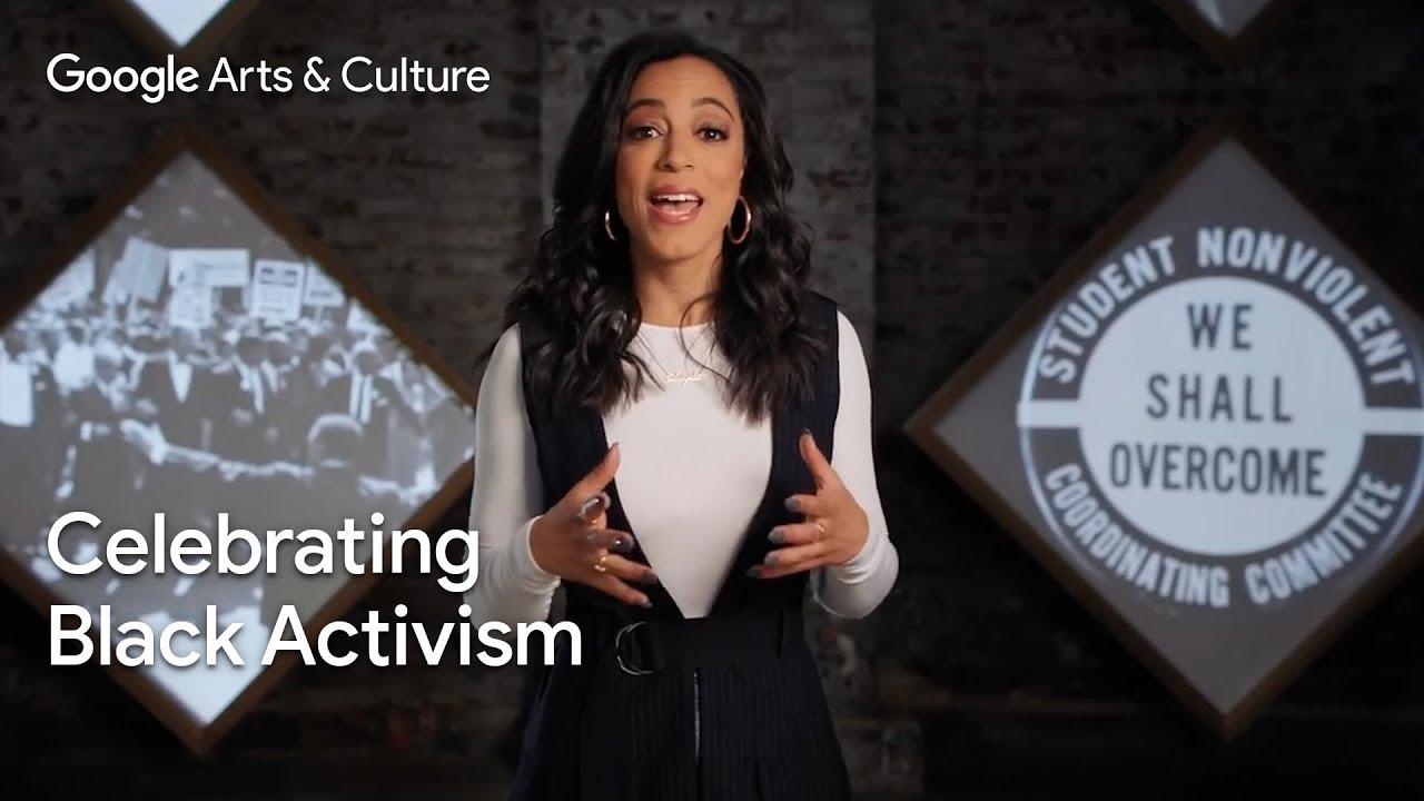 Celebrating Black activism with Angela Rye