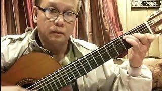 Gái Xuân (Từ Vũ - thơ: Nguyễn Bính) - Guitar Cover by Hoàng Bảo Tuấn
