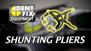 Shunting Pliers: DF-SP360 from Dent Fix Equipment