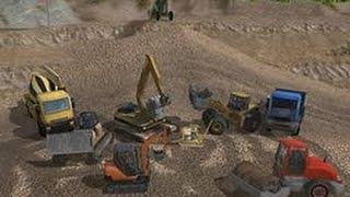 bagger simulator 2011 (domosuz indirme)