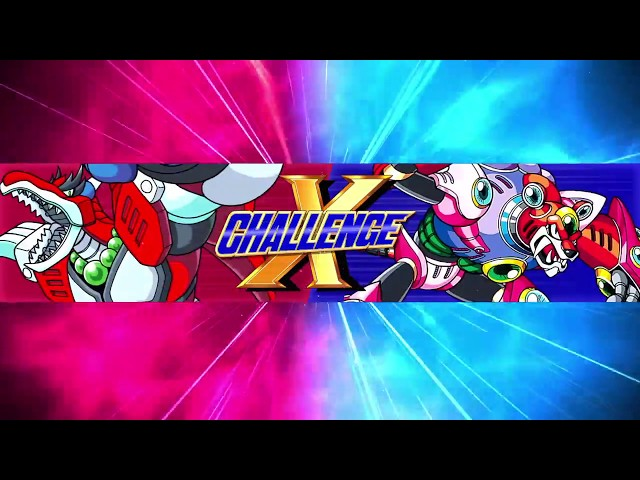 X Challenge Vol.2 Stage 4 [Hard] [NO COMMENTARY] - Mega Man X Legacy Collection 2
