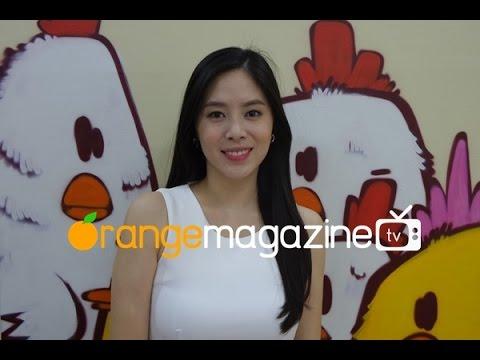 Grace Lee Promotes Hoolala Korean Chicken House