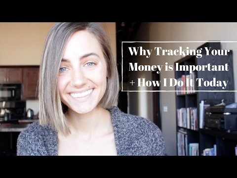 Why Tracking Your Money Is Important + How I Do It Today