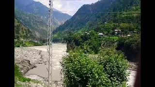 Neelam valley on the way 4