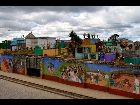 Mural Vid: History of Guatemala/Comalapa