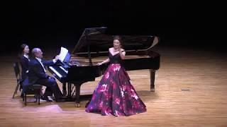 [공연] Sumi Hwang(황수미)- Meine Lippen, sie küssen so heiß By Franz Lehar