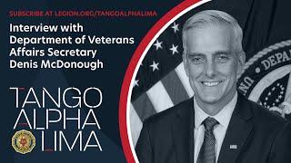 SE2-EP67 Tango Alpha Lima: Face-to-Face with VA Secretary Denis McDonough