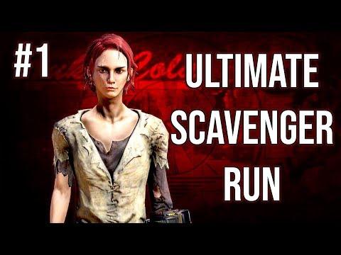 The Ultimate Scavenger Run - Fallout 76 Challenge Run - Episode 1 thumbnail