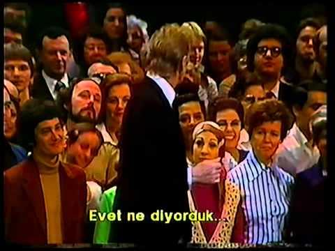Danny Kaye ve Metropolitan Operası'ndan muhteşem bir gösteri...