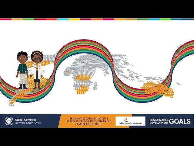 AngloGold Ashanti's SDG Story