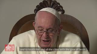 Pope's video message to Economy of Francis