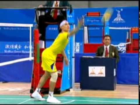 Sepak Takraw(Man) @2010 Asian Games - Thailand vs Myanmar 5/5
