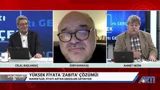Artı Gerçek-2-Celal Başlangıç-Ahmet Nesin-Eser Karakaş-Ragıp Duran- 1 Şubat 2019